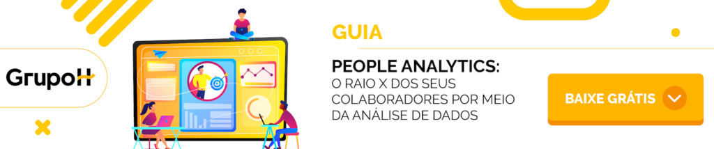 CTA do banner para baixar material people analytics