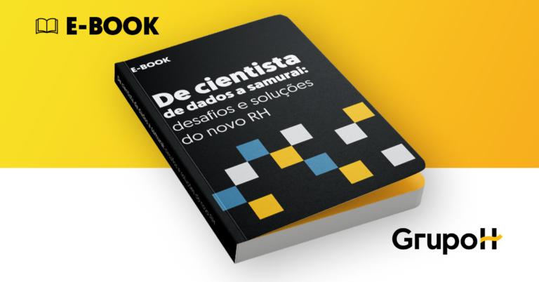 capa imagem ebook DE CIENTISTA DE DADOS A SAMURAI: ?desafios e soluções do RH do futuro