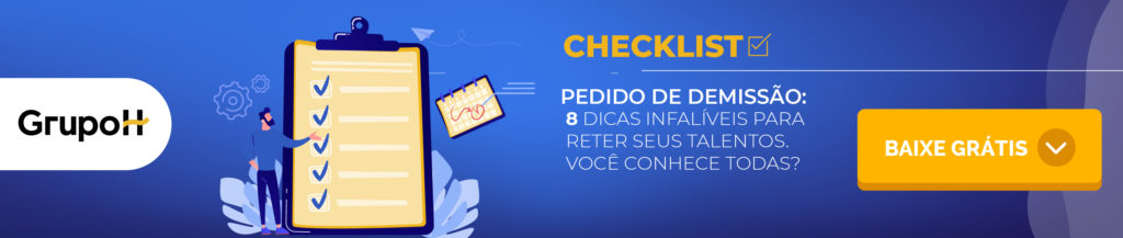checklist 8 pedidos