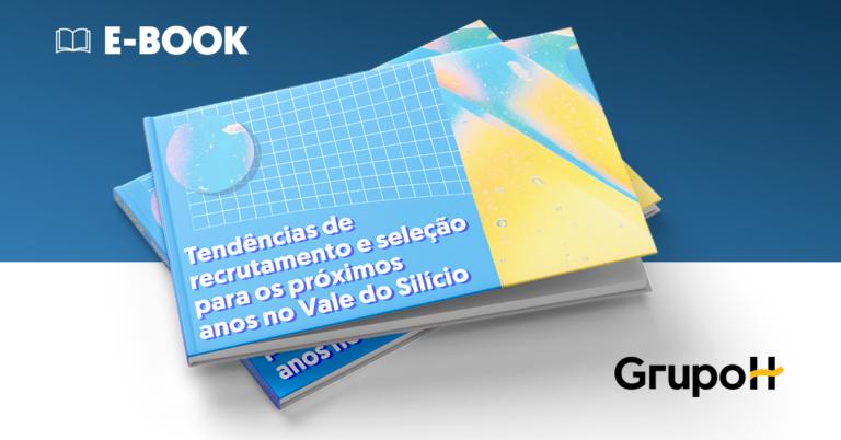 capa ebook tendências de recrutamento e seleção