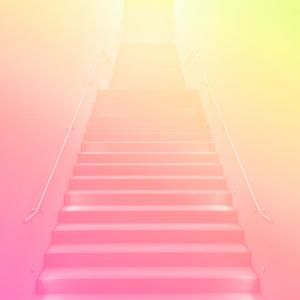 imagem com uma escada sendo direcionada para cima representando o rh em prol do desenvolvimento profissional interno